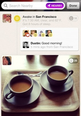 Path's Personal Take on Social Discovery | Social media news | Scoop.it
