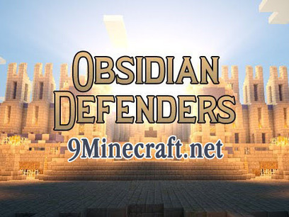 Obsidian Defenders Map 1.6.2 | Minecraft 1.6.2 Maps | Scoop.it