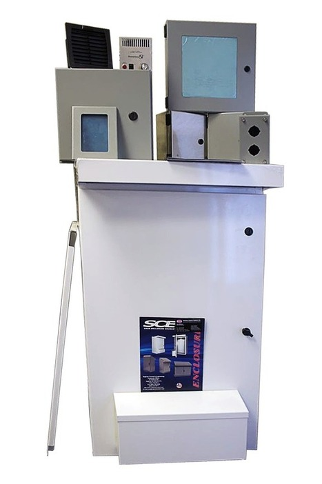 Electrical Enclosures Distributor in Canada - Solution Control Systems   Designing and Asembling of Custom Control Panels   Scoop.it