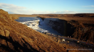 a tale of gullfoss | iceland | Scoop.it