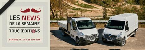 Renault Pro + - truck Editions | Truckeditions | Scoop.it