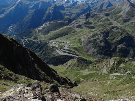 Piau-Engaly vu depuis les Cintes Blanques - Jean-Jacques Hérand | Vallée d'Aure - Pyrénées | Scoop.it