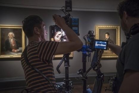 Avec un film sur Goya, Exhibition on Screen démarre sa troisième saison de films d'exposition diffusés en france | Clic France | Scoop.it