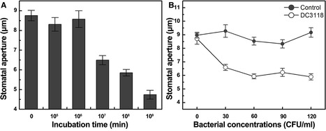 Stomata Prioritize Their Responses to Multiple Biotic and Abiotic Signal Inputs | PlantBioInnovation | Scoop.it