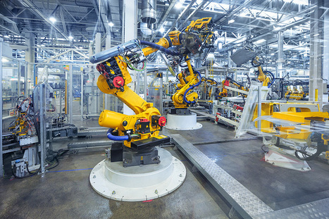 Automa-nation: Will robots take your job? | World Events and Interesting Articles | Scoop.it