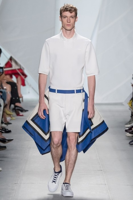 Lacoste Yatchting collection – New York Printemps/Été 2015 - ESSENTIAL HOMME Le Magazine de Mode qui habille l'Homme | Menswear | Scoop.it