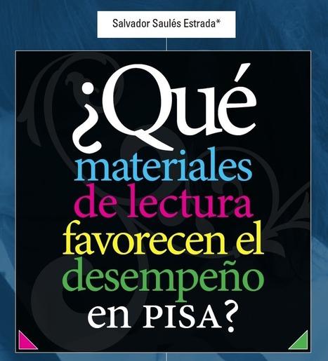 ¿Qué materiales de lectura favorecen el desempeño en PISA??   Educación y Cultura : Revista AZ   Recursos digitales Lengua y Literatura   Scoop.it