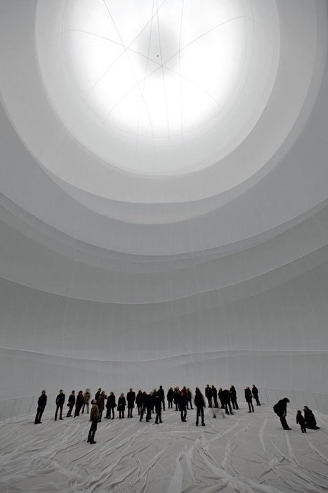 """Big Air Package"" - Nouvelle création de Christo and Jeanne-Claude 