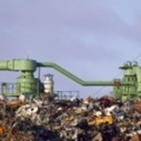 Gas from garbage hits the market