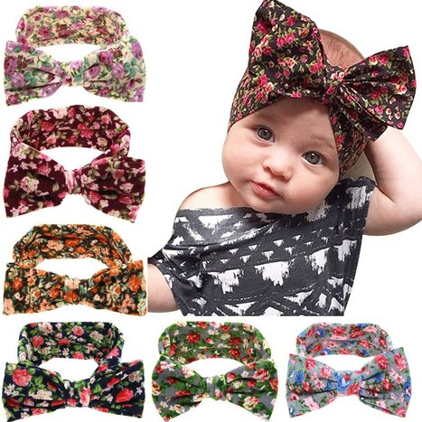 Top 30 Best Cute Headbands for Baby Girls 2017 - 2018 on Flipboard   Gadgets and Technological devices   Scoop.it