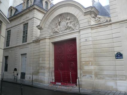 L'Hôtel des Ambassadeurs de Hollande change de propriétaire !   Quartier des Halles - et un peu plus autour de la Canopée...   Scoop.it