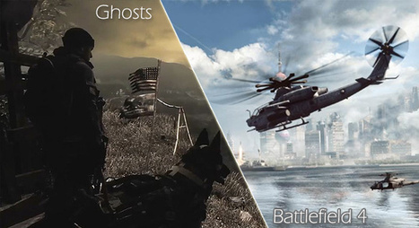 Why CoD Ghosts Will Outsell and Outperform Battlefield 4 (..again) - Call of Duty Ghosts Elite | Call of Duty Ghosts | Scoop.it