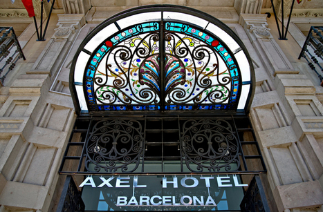 LGBT-geared Axel Hotels looks to expand in Europe, US | Gay Resorts from Around the World | Scoop.it