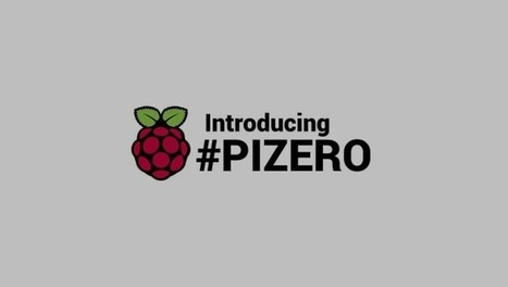 Raspberry Pi in Education Newsletter - Issue 12 - November 2015 | Education Technology | Scoop.it