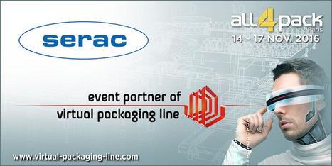 Virtual Packaging Line - Serac Inside ! | Smart Packaging Solutions | Scoop.it