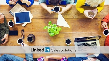 7 Ways to Kick Off a Productive Week of Social Selling | LinkedIn for business and Social Selling | Scoop.it