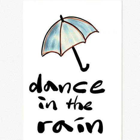 Dance in the Rain Digital Download | Jane's Apple | Artist and Crafter Showcase | Scoop.it