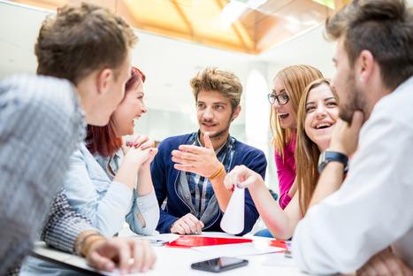 Découvrez les six bénéfices du brainstorming | Cartes mentales | Scoop.it