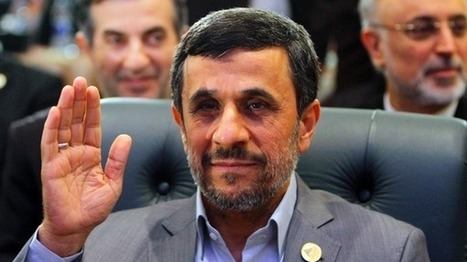 Sounds like Obama>>Ahmadinejad's legacy in Iran: Economic ruins and diplomatic gaffes | Current Politics | Scoop.it