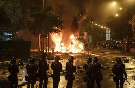 Indian gets 30 months in jail for Little India riot - The Hindu | Conflict and Prejudice by Felicia Low | Scoop.it