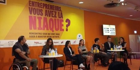 Salon SME : quand des sportifs parlent aux entrepreneurs | Bruno ROUSSET - Réflexions sur l'entreprise en France | Scoop.it