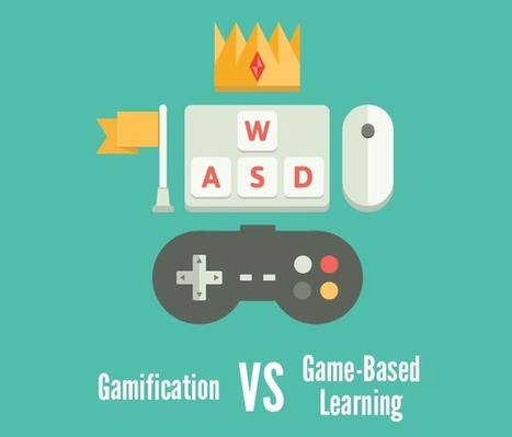 Gamification vs. Game-Based Learning | MSc Learning and Technology | Scoop.it