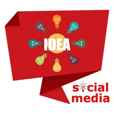 101 buenas ideas de contenidos que compartir en redes sociales | Ingenia Social Media Menorca | Scoop.it
