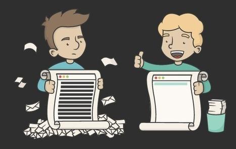 Vous en avez marre d'avoir 80 % de spams dans votre boite mail chaque jour ? Adieu le spam, bonjour Unroll.me. | DIGITAL CULTURE | Scoop.it