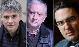 Juan Bonilla, Rafael Chirbes y Juan Gabriel Vásquez, finalistas del premio Bienal de Novela Vargas Llosa   La voz de Cuarto I   Scoop.it