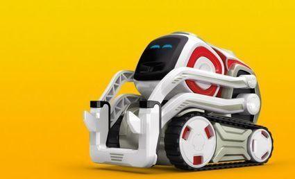 Cozmo, le robot jouet doté d'une intelligence artificielle | Vous avez dit Innovation ? | Scoop.it