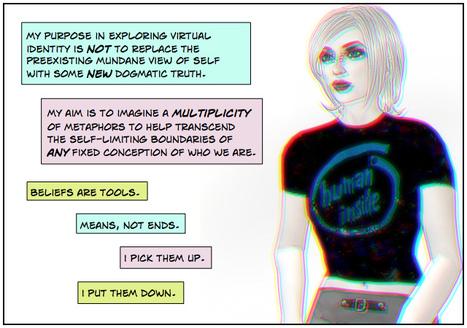 Why I Explore Virtual Identity | Virtual Identity | Scoop.it