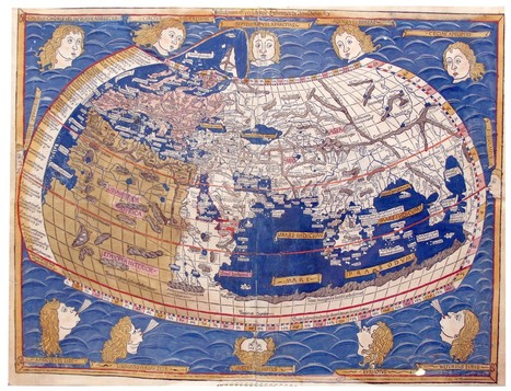 La historia de la cartografía a través de 15 mapas | Geografía Infinita | Nuevas Geografías | Scoop.it