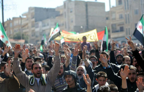 How Syria Ruined the Arab Spring | AP HUMAN GEOGRAPHY DIGITAL  STUDY: MIKE BUSARELLO | Scoop.it