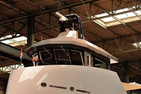 YXT ONE redefines the luxury yacht tender - Gizmag   Boats   Scoop.it