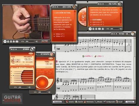 Método de Guitarra – Volumen I para Principiantes | Métodos y Programas para aprender a tocar la Guitarra y la Música | Scoop.it