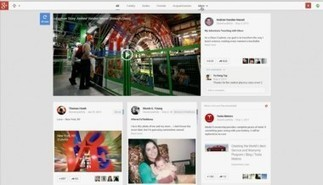 Google Plus Gets a Bit More Pinteresting - All Things Digital | Google+ tips and strategies | Scoop.it