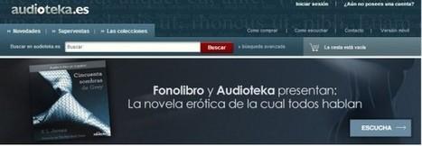 Audioteka, servicio online de audiolibros en español | Vivir en los pronombres | Scoop.it