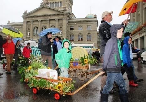 """L'Union suisse paysanne dépose son initiative """"Sécurité alimentaire""""   Questions de développement ...   Scoop.it"""