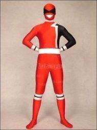 Red Dekaranger Power Ranger Spandex Costume [c101] - $49.00 : Buy Zentai,zentai suits,zentai costumes,lycra bodysuit,bodysuit spandex,cheap,zentai wholesale,from zentaiway.com   power ranger costumes   Scoop.it