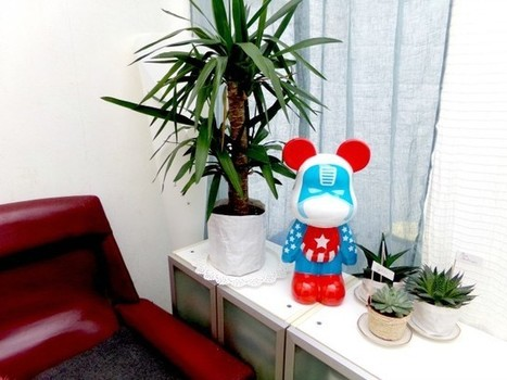 Un Funky Bear s'invite à la maison – Cocon de décoration: le blog | Décoration | Scoop.it