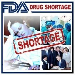 Drug Shortages Loom as Obamacare Commences - LGM Pharma Blog | FDA Drug Shortage Crisis | Scoop.it