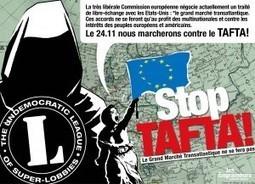 Un rapport européen met en garde contre TAFTA | Shabba's news | Scoop.it