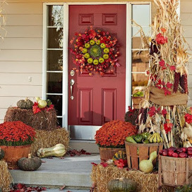 Champion Windows Reviews: Fall Outdoor Decorating Ideas | Home Business | Scoop.it