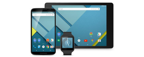 """Android 5.0 """"Lollipop"""" SDK Now Available 