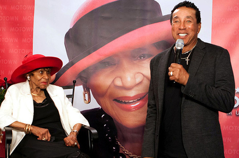 Maxine Powell, Motown Charm Coach, Dies at 98 | Grace and Charm | Scoop.it