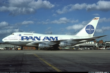 Photos: Boeing 747SP-21 with Pan Am | Aviation & Airliners | Scoop.it