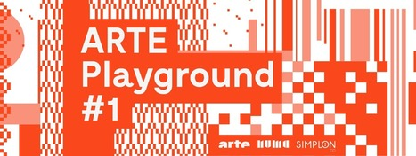 ARTE Playground #1 : Un week-end pour imaginer les services de demain ! | MUSIC:ENTER | Scoop.it