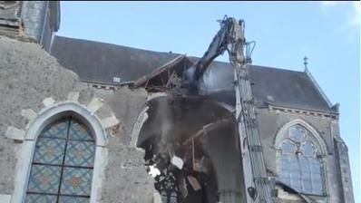Inventaire 2016 des églises démolies | L'observateur du patrimoine | Scoop.it