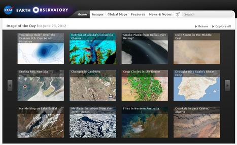 NASA Earth Observatory | ICT in our schools | Scoop.it
