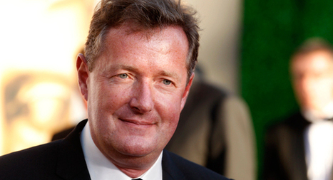 Anti-Piers Morgan petition tops 80K signers - Katie Glueck | Xposed | Scoop.it